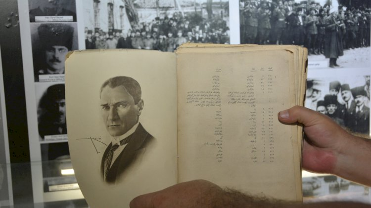 İlçe Milli Eğitim Müdürü'nden küstah hareket... Atatürk'ün Nutuk'unu sakıncalı buldu