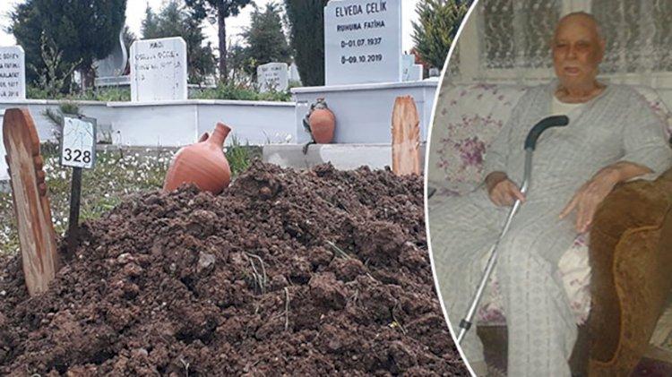 Öldü sanılan talihsiz adam 10 gün sonra gerçekten öldü