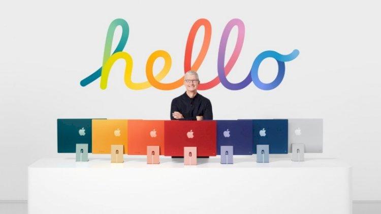 İşte Apple'ın yeni cihazları...
