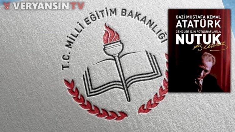MEB'te 'Nutuk' skandalına soruşturma... O müdür görevden alındı