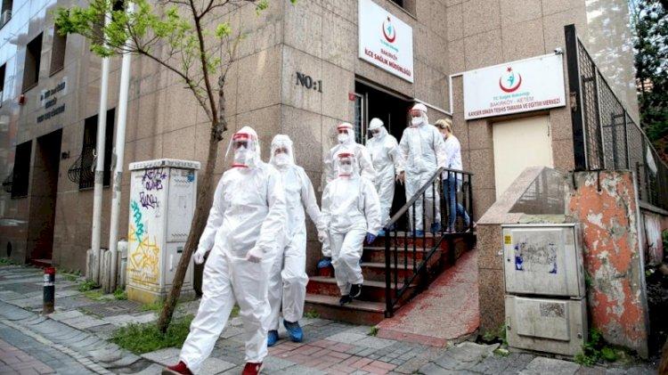 Koronavirüslü anne-kız temaslıları gizledi! 25 kişi takip altına alındı