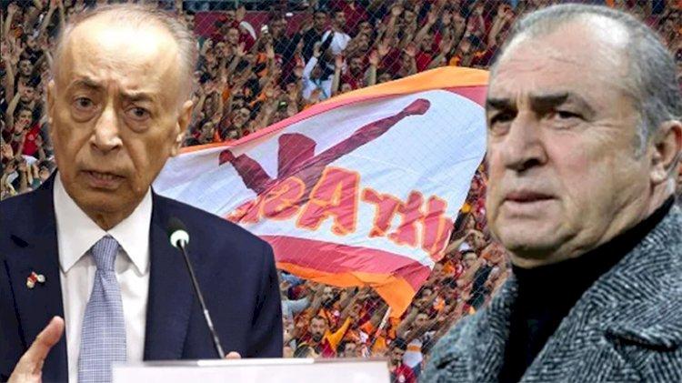 ultrAslan taraftar grubunun başından Cengiz ve Terim'e istifa çağrısı