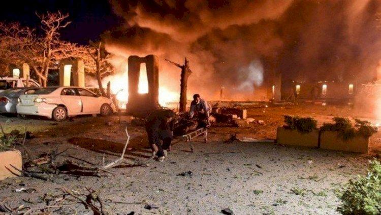 Pakistan'da Çin Büyükelçisinin kaldığı otele terör saldırısı