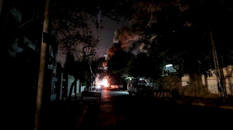 İsrail'de patlama ve roket alarmı
