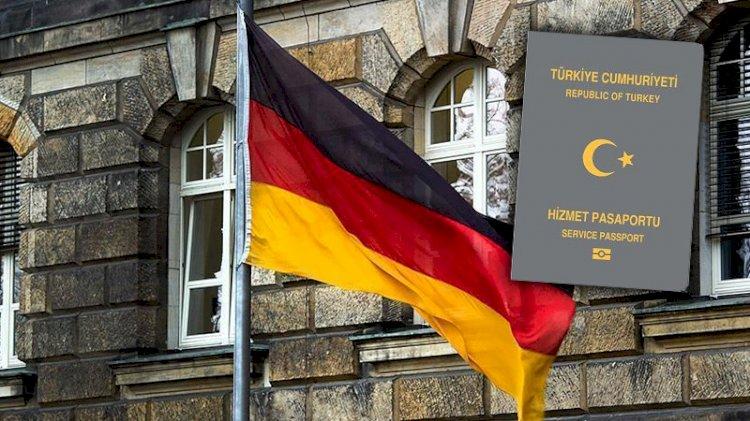 Almanya harekete geçti... Gri pasaport skandalına dava