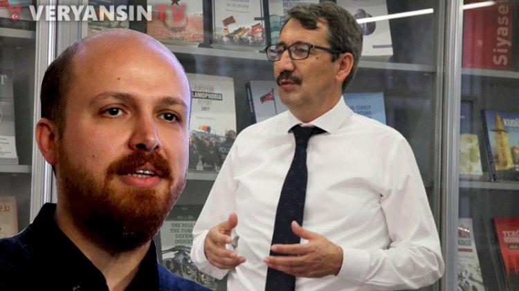 Yeni rektör Bilal Erdoğan'a da teşekkür etti