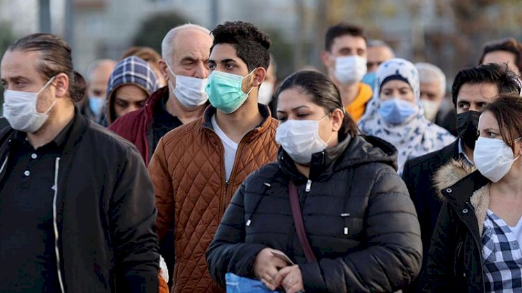 Maske kullanımıyla ilgili çok önemli uyarı