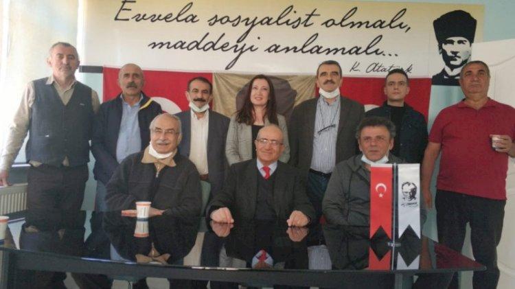 Vatan Partisi'nden ayrılanlar bildirge yayınladı