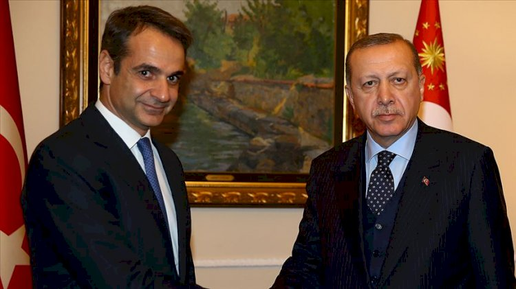 Miçotakis: Erdoğan ile bir araya geleceğim