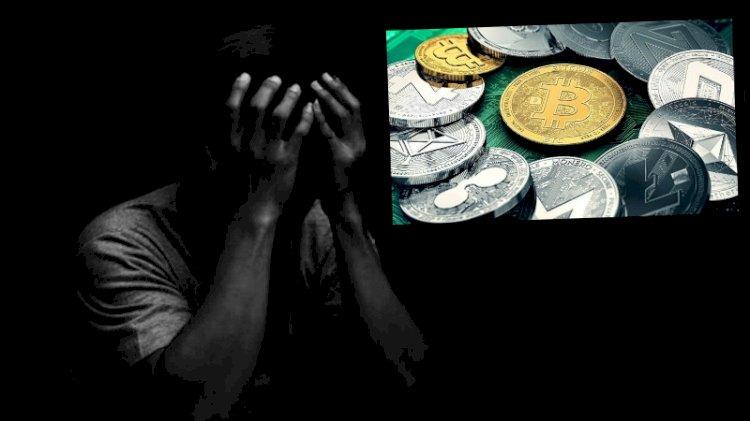 Evini satıp kripto paraya yatıran adam intihar etti