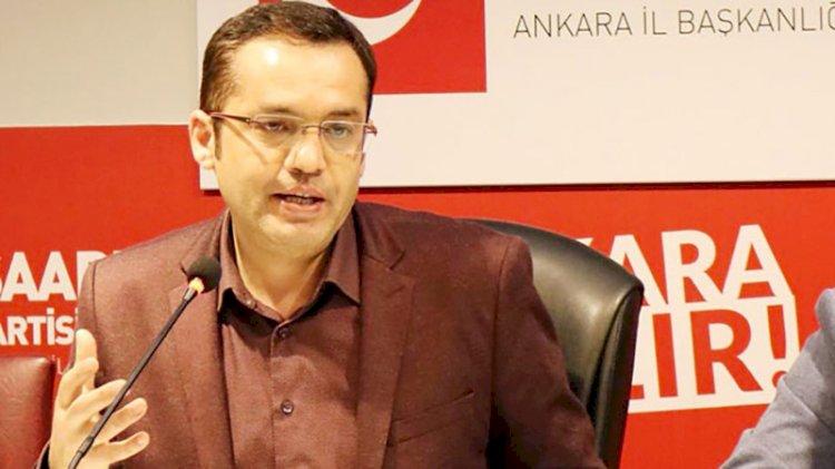 Saadet Partili isim Cumhurbaşkanı adaylığını açıkladı