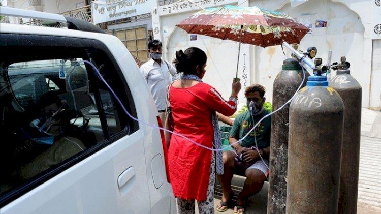 DSÖ, Hindistan'da günlük vaka sayılarındaki artıştan endişeli