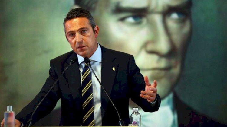 Ali Koç'tan Galatasaray'a çağrı: Sizin kanalınızda tartışalım