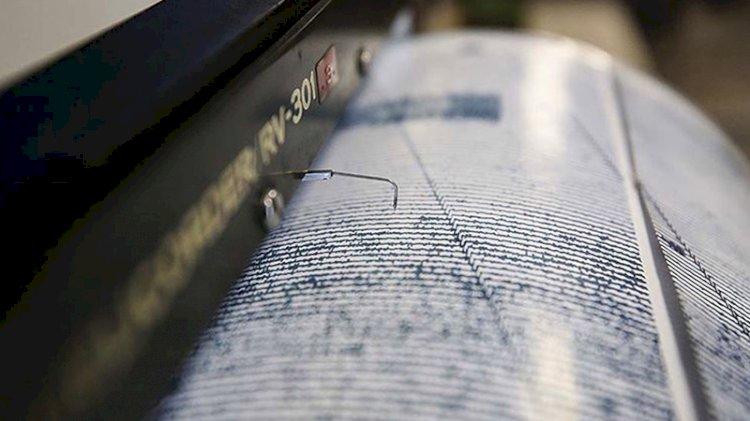 İzmir'de peş peşe 2 deprem