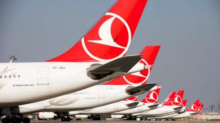 THY'den yurt dışı uçuş açıklaması