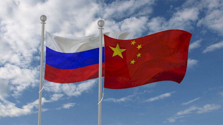 Çin'den Rusya'ya destek açıklaması