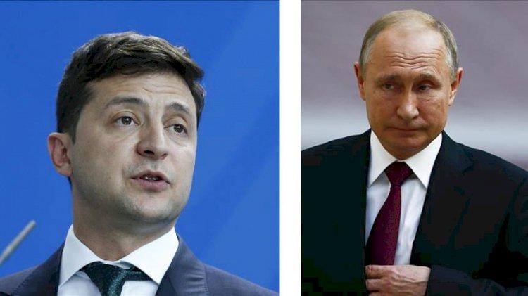 Zelenskiy'den Putin'e 'Vatikan' çağrısı