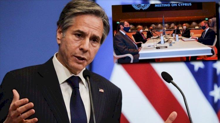ABD Kıbrıs'ta 'federasyon' istedi