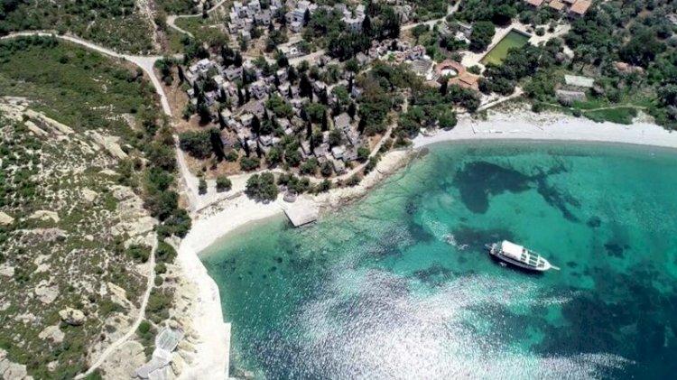 Ünlü Foça Tatil Köyü özelleştirildi