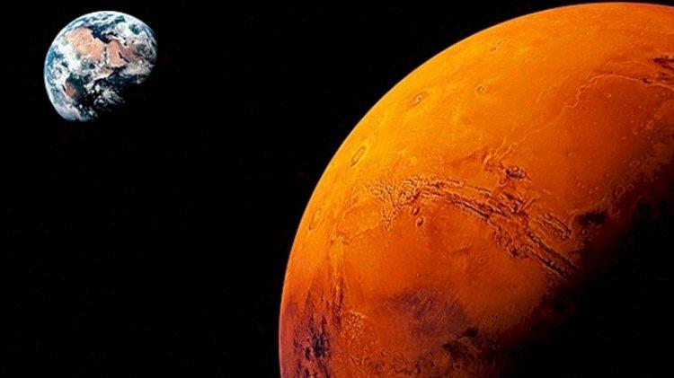 Bilim insanları uyardı: Sonraki salgın Mars'tan gelebilir