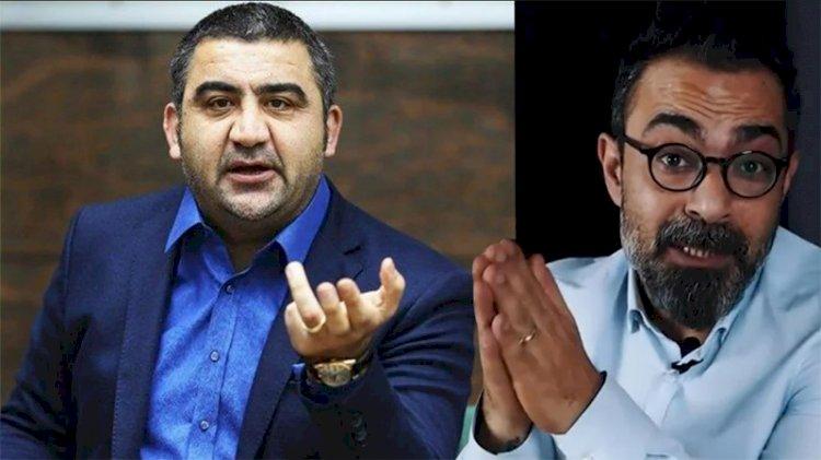 Ümit Özat ve Ahmet Ercanlar arasında sert sözler! 'Havlama sesi duyulmuyor'