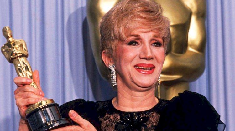 Oscar ödüllü oyuncu Olympia Dukakis, 89 yaşında hayatını kaybetti