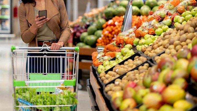 Enflasyon rakamları açıklandı: Son 2 yılın en yükseği