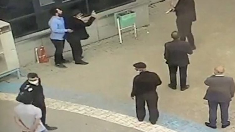 Van'da Başhekim cinayeti böyle önledi