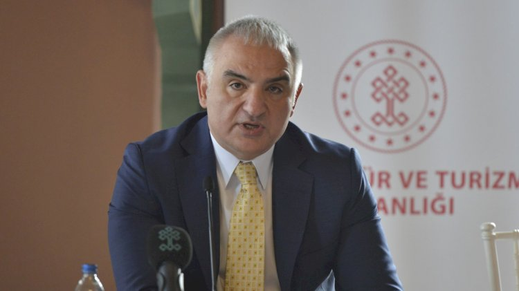 Turizm Bakanı Mehmet Nuri Ersoy sezon açılışı için tarih verdi