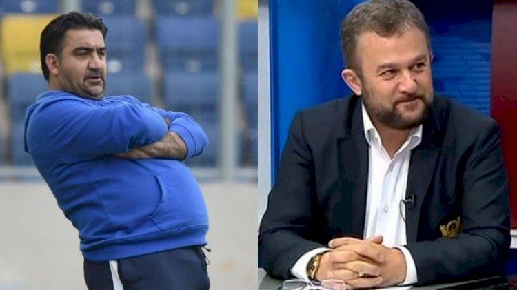 Ümit Özat'la Fenerbahçe Kongre Üyesinin bel altı tartışması