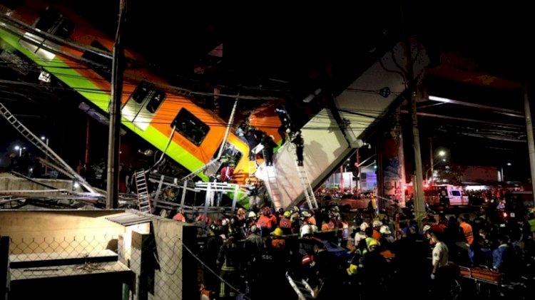 Metro faciası: Çok sayıda ölü ve yaralı var