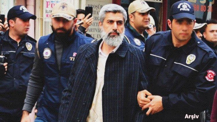 Cami provokasyonunun ardından Alparslan Kuytul gözaltına alındı