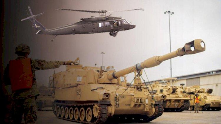 Pentagon duyurdu... Dev tatbikat başladı