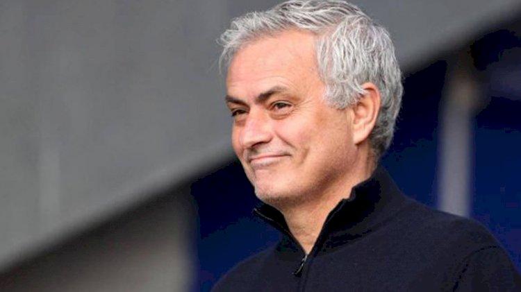 Roma'nın yeni teknik direktörü Jose Mourinho