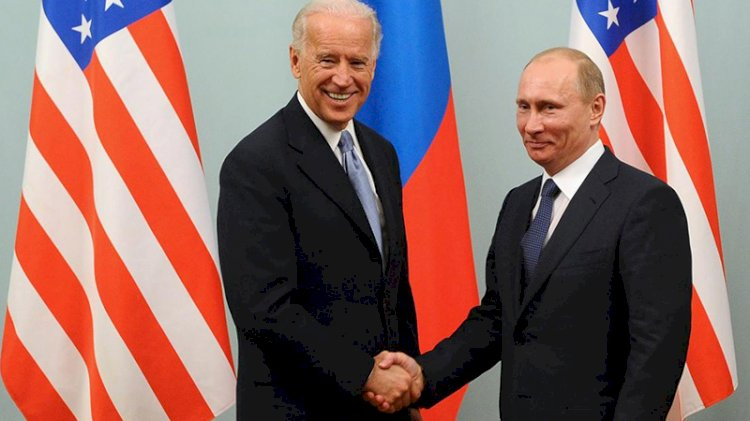 Biden: Putin ile Haziran'da görüşmeyi umut ediyorum