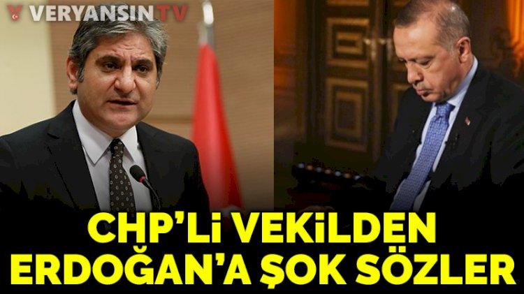 Aykut Erdoğdu'dan Erdoğan'a sert sözler: Suç örgütünün bir numarasısınız