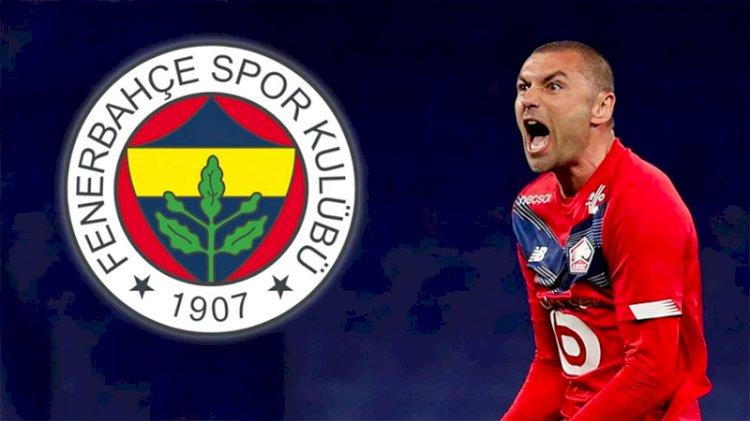 Burak Yılmaz için Fenerbahçe'den resmi açıklama geldi