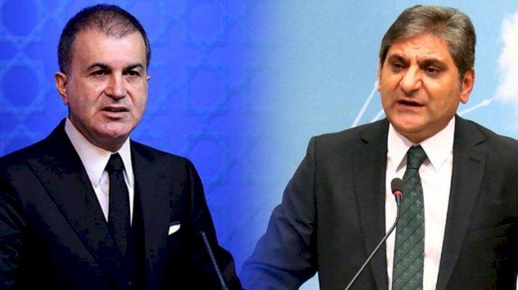 Ömer Çelik'ten CHP'li Erdoğdu'nun sözlerine tepki: Yassıada zihniyeti yeniden hortladı