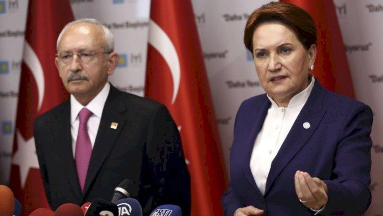 Kılıçdaroğlu '128 milyar doları' sordu, Akşener yanıt verdi