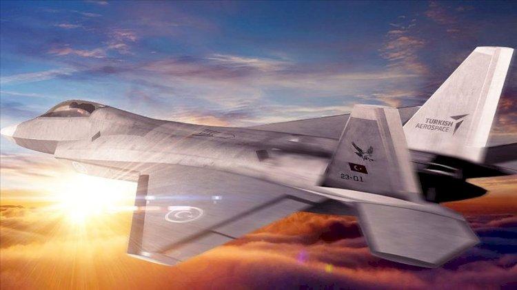 Milli Muharip Uçak'ta 2023 hedefi