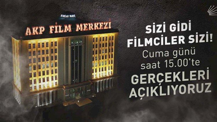CHP'den AKP'ye yanıt: Cuma günü saat 15.00'te gerçekleri açıklıyoruz