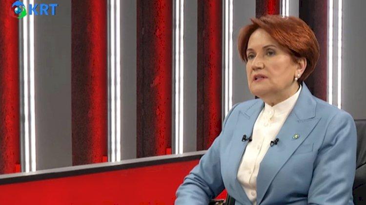 Meral Akşener'den CHP'ye 'ittifak' sitemi