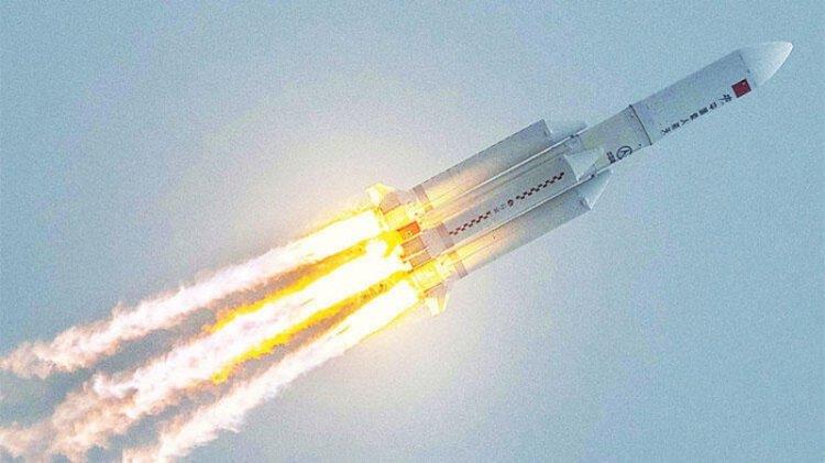 Serseri roket Türkiye'ye düşer mi?