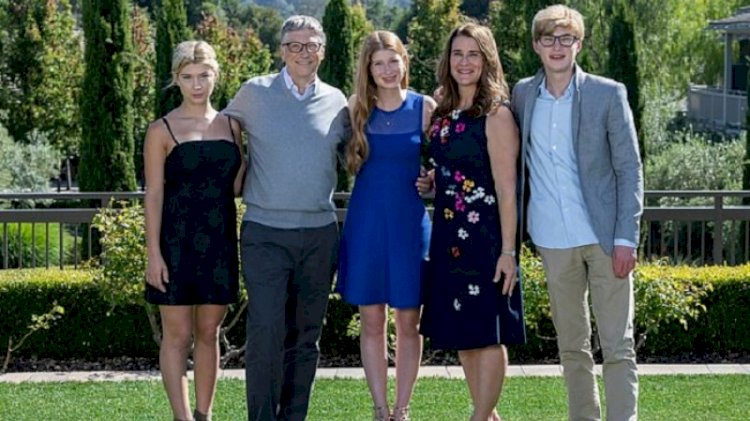 Bill Gates'ten boşanacağı eşi Melinda'ya dev hisse