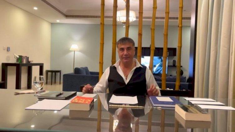 Sedat Peker'den ikinci video... Mehmet Ağar'a çok ağır suçlamalar