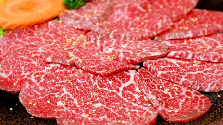 Kasaptaki etin kilosunu görenler hayrete düştü: 1200 dolar