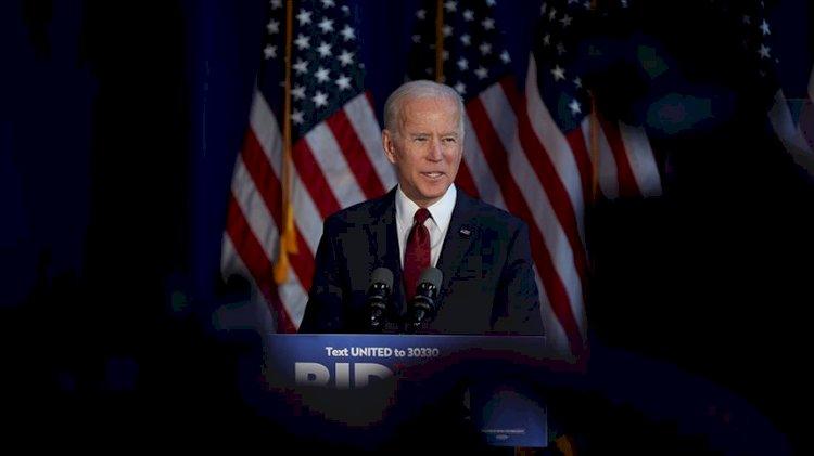 Biden'dan Suriye hamlesi