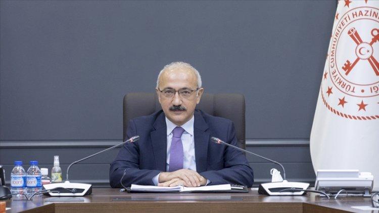 Bakan Elvan'dan 128 milyar dolar açıklaması