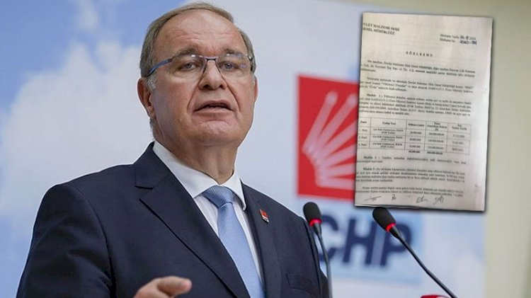 CHP'li Öztrak Sinovac aşısı sözleşmesini açıkladı