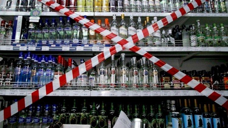 İçki yasağı ve market kısıtlamasına dava açıldı